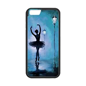 """DIY Cover Case for iPhone 6 4.7"""" w/ Ballet image at Hmh-xase (style 8)"""