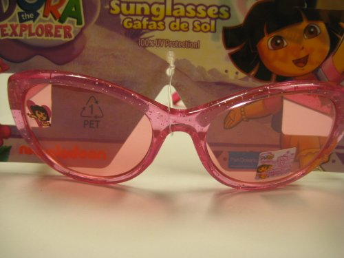 Childrens Dora the Explorer Pink - Sunglass Dora