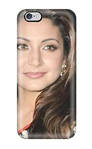 Awesome Anushka Sharma In Saree Flip Case With Fashion Design For iphone 5c