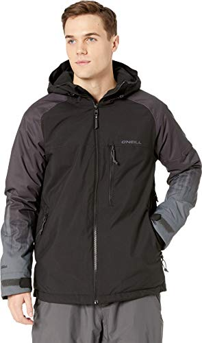 O'Neill Men's Dominant Jacket, Black Out, Large