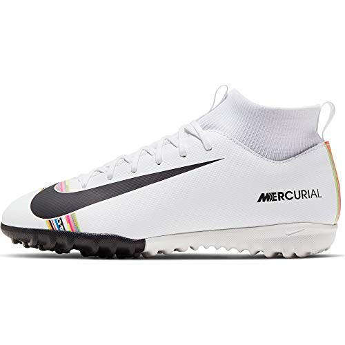 Nike Youth Soccer SuperflyX 6 Academy LVL UP Turf Shoes (1 Little Kid US)