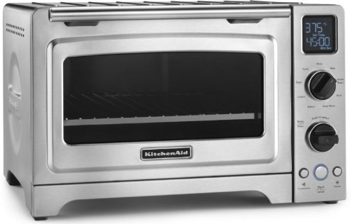 New Kitchenaid Digital Stainless Steel Convection Oven Kco273ss Even-heat Tech Fast Shipping Ship ALL Country