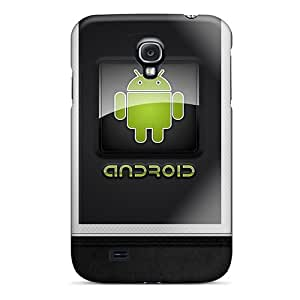 New Android Tpu Skin Case Compatible With Galaxy S4