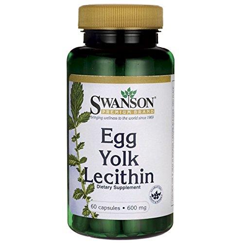 Egg Yolk Lecithin 60 Caps