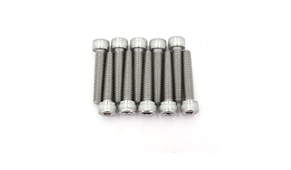 VP Components Headset Bolts //// M6 x 30mm //// 10 Pack