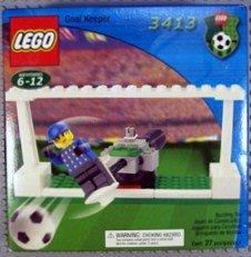 LEGO Sports Soccer 3413 Goal Keeper [並行輸入品]   B07455S5CP
