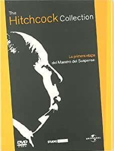 Pack The Hitchcock Collection (1ª Etapa) [DVD]