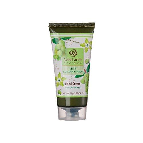 Sabai-arom Zesty Star Gooseberry Hand Cream 75 g.