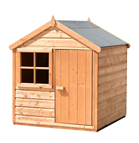 Shire 4x4 Playhouse Hut