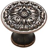Knobware K-5073/45/ZN3/VB 1-1/8-Inch Venetian Bronze French Gothic Knob