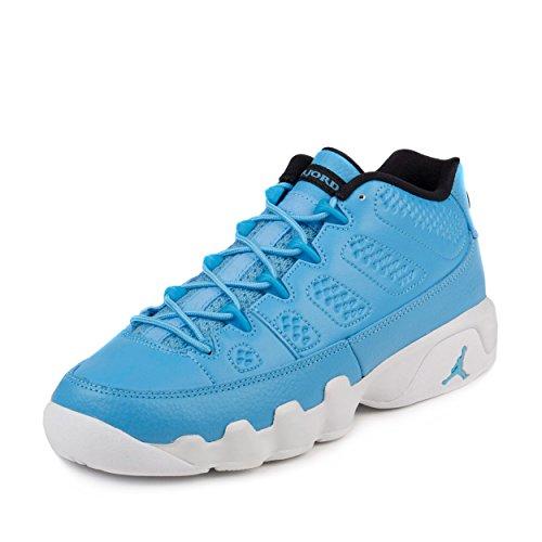 best service 4170e 46c68 ... Nike Boys Air Jordan 9 Retro Low BG Pantone University BlueWhite  Leather Size ...