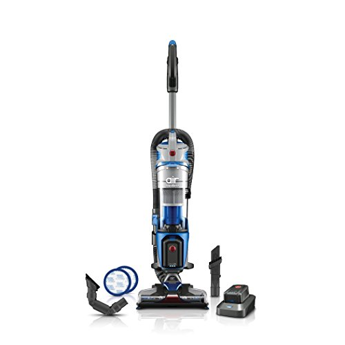 (Hoover Vacuum Cleaner Air Lift 20 Volt Lithium Ion Cordless Bagless Upright Vacuum BH51120PC)