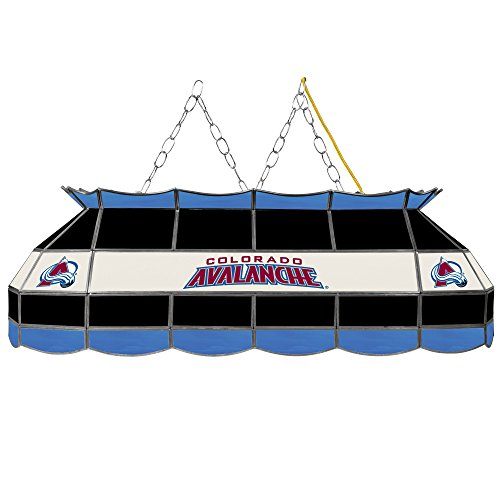Nhl Lamp Table (Trademark Gameroom NHL Colorado Avalanche 40