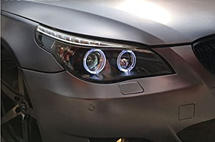Amazon Com Gowe Car Styling For Bmw E60 Headlights 03 06 For E60
