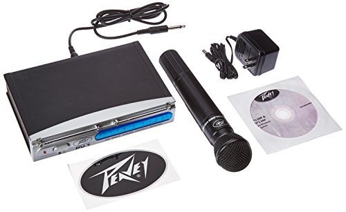 Peavey PV-1 V1 Handheld 906.00MHz Wireless Microphone System by Peavey