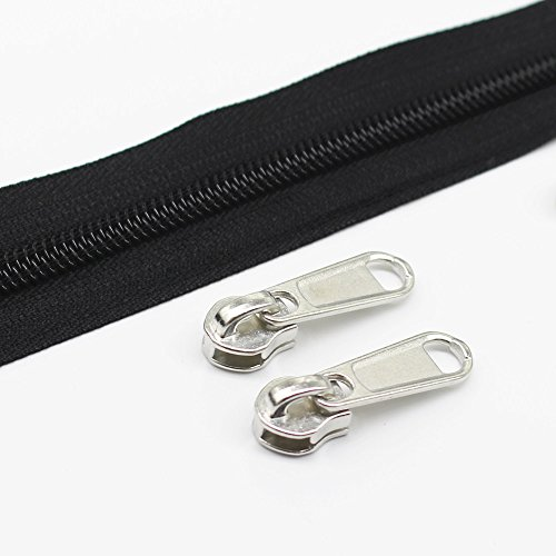 zippers for sewing bulk - 9