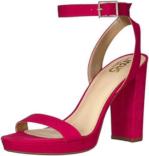 Women's Circus Annette Magenta Heeled Pink Edelman Sam Sandal 8zqx5wtwT