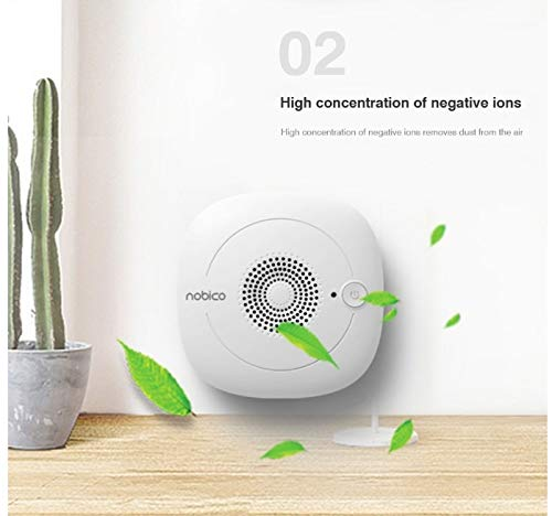 nobico Air Purifier Fresher Air Purifier Household Bathroom Toilet Sterilization Disinfection Remove Formaldehyde Odor Eliminator