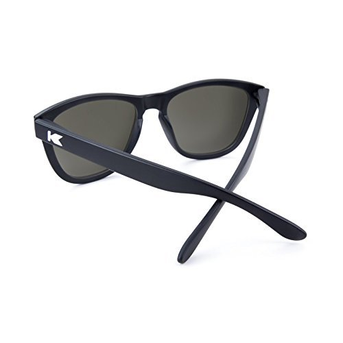 Sunglasses Matte Polarized Smoke Black Premiums Knockaround q4EtwaE