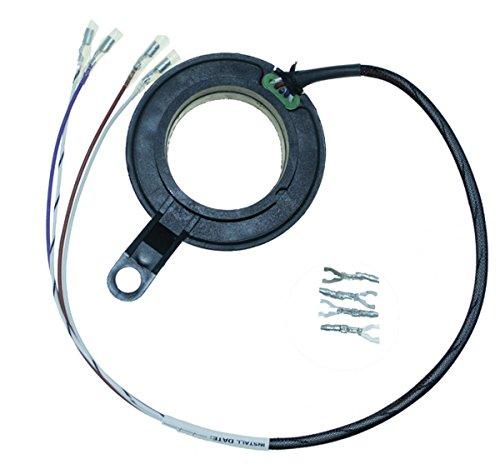 Crankshaft Trigger Kit (Mercury Trigger 3 Cyl 60 Hp 1991 - 1997 Serial# D000750 - OG589999 WSM 134-9021-3 OEM# 99021A 3, 990219A 5, 99021A 9, 99021A13, 99021A15, 99021A16)