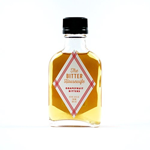 The Bitter Housewife Grapefruit Cocktail Bitters