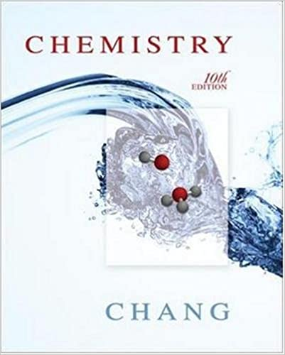 General Chemistry Raymond Chang 10th Edition Pdf