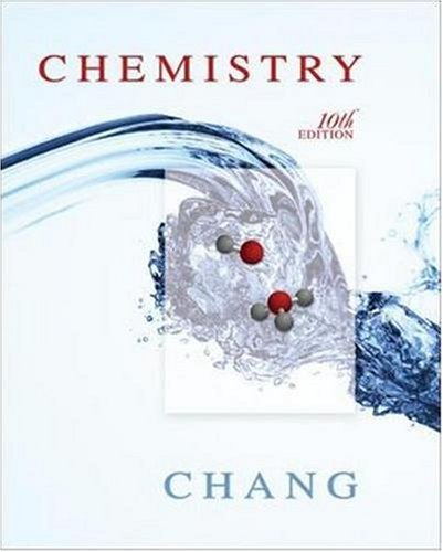 Top 7 chemistry chang 10th edition