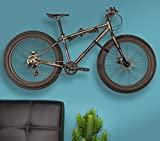 Vibrelli Bike Wall Mount - Horizontal Storage Rack