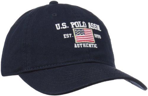 535c5afdbf5 U.S. Polo Assn. Men s Flat Baseball Cap