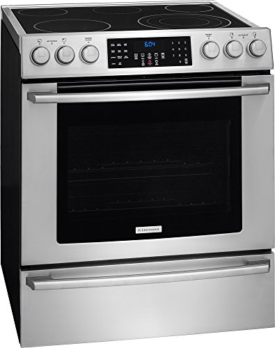Electrolux EI30EF45QS Flex 2 Fit Convection Temperature