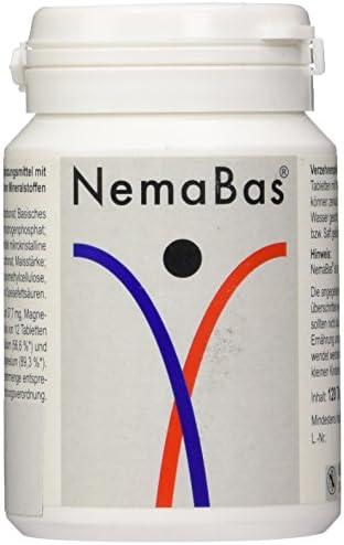 Gall Pharma Nemabas Tabletten, 1er Pack (1 x 120 Stück)