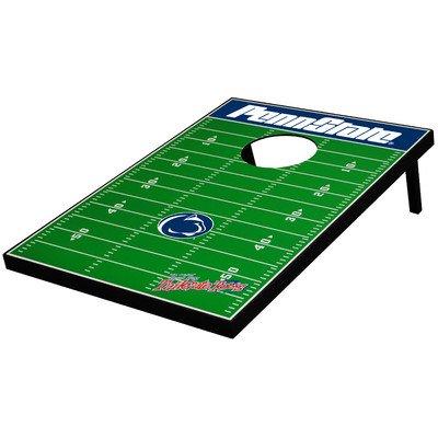 Wild Sports NCAA Tailgate Toss Cornhole Set-Penn State Nitty Lions by Wild Sports