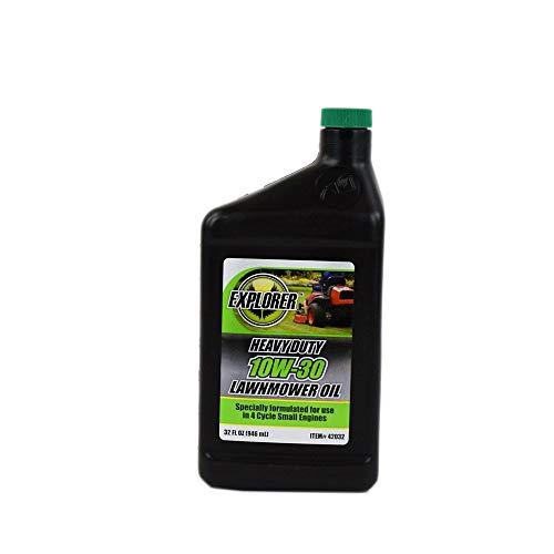 (Craftsman 42032 Lawn & Garden Equipment Engine Oil, SAE 10W-30, 32-oz Genuine Original Equipment Manufacturer (OEM) Part)