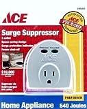 Ace 3 Outlet Home Appliance Surge Suppressor