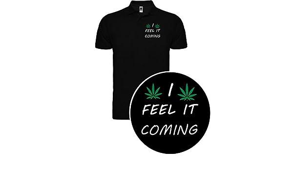 The Fan Tee Polo de Marihuana Maria Weed Juego de Tronos Hombre XL ...