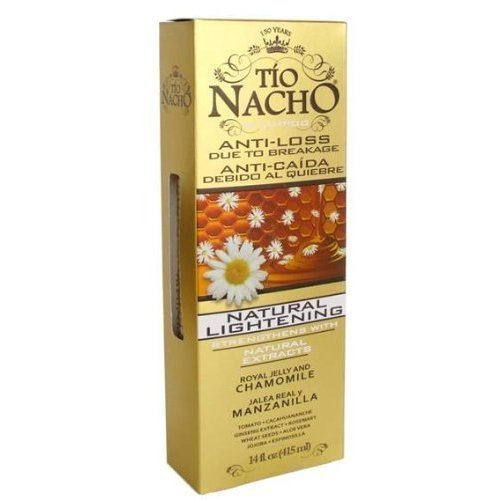 Tio Nacho All Day Volume Natural Lightening Conditioner with Royal Jelly and Chamomille 14 Ounce (Pack of 2) by Tio Nacho