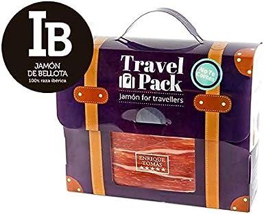 Travel Pack - Jamón de Bellota 100% Ibérico: Amazon.es ...
