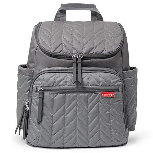 Skip Hop Forma Diaper Backpack - Gray