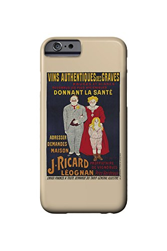 j-ricard-vintage-poster-artist-cappiello-france-c-1905-iphone-6-cell-phone-case-slim-barely-there