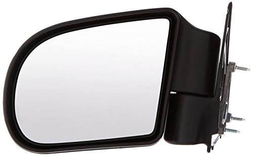 OE Replacement Chevrolet/GMC Driver Side Mirror Outside Rear View (Partslink Number GM1320188) - 2003 Chevrolet Blazer Mirror