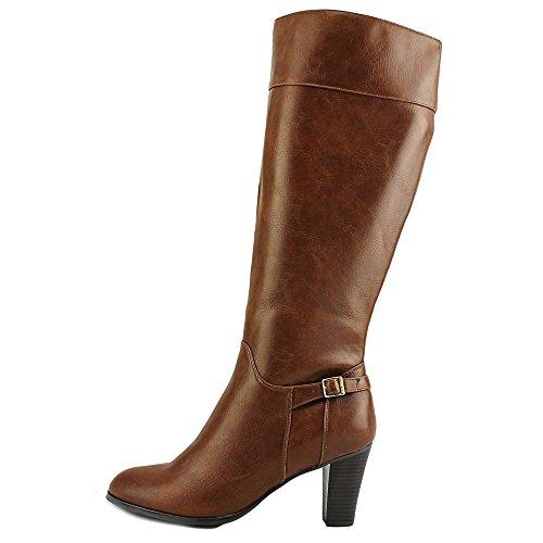 Womens Bernini Giani Closed Boelyn High Toe Cognac1046001 Boots Knee Fashion 1UxZqw