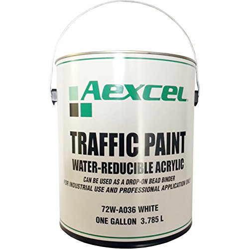 Aexcel AEX00313/EA Series 72WA036 1G WB White Traffic - Paint Marking Traffic