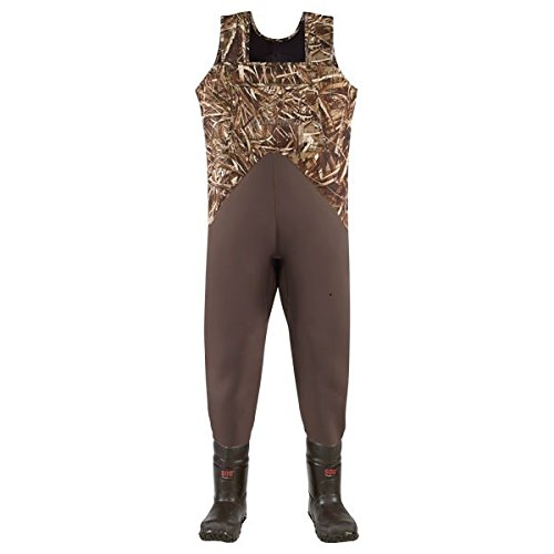 600g Thinsulate Ultra Insulation - Lacrosse Men's Teal II 600G Waders, Camouflage, 15 M