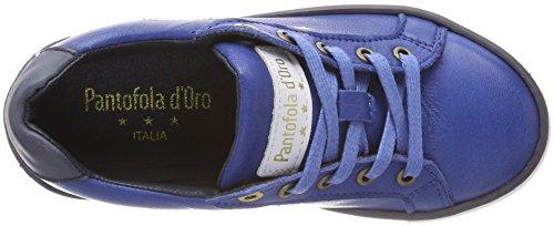 Pantofola dOro Jungen Napoli Ragazzi Low Sneaker Blau (Olympian Blue)