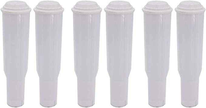 Filtre à eau pour Jura Impressa Claris White,60209,60335,62911,68739