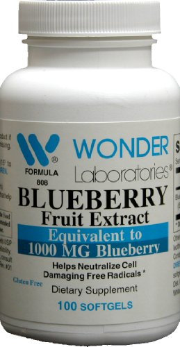 blueberry extract 1000mg - 6