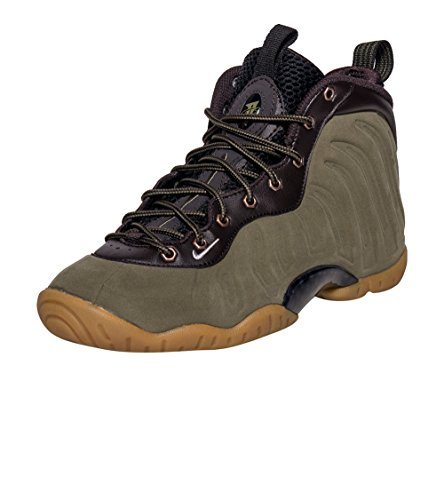 """Nike Little Posite One Premium GS """"Olive Green"""""""