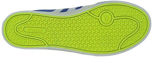Adidas - Daily - F99636 - Colore: Azzuro-Bianco-Celadon - Taglia: 43.3