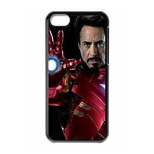 iPhone 5C Phone Case Iron Man 3 F5T7680