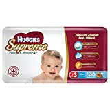 Huggies Supreme, Niño, Etapa 3, 180 Pañales